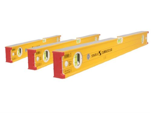 Stabila 96-2 Level Pack 60cm + 120cm + 180cm STB962SET