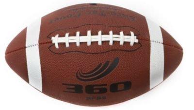 360 Athletics 360 League Composite Football, Size 6 - 1