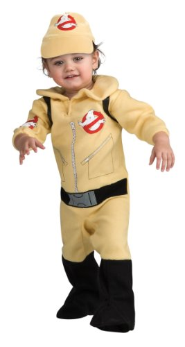 Ghostbusters Halloween Costume Idea for a Toddler