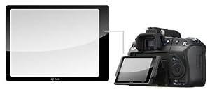 GGS LCD Rigid Hard Glass Screen Protector For Nikon D5000 High Transparency, Anti-scrape, Anti Bump(BV & Jo).