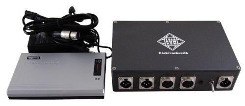 Telefunken M962B | Dual Battery Power Supply For Ela M260 Field Set