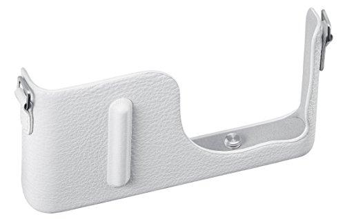 Samsung ED-CJ4NXMW/US NX Mini Jacke Case (White) (Samsung Mini White compare prices)