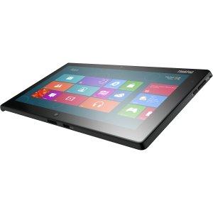 Lenovo ThinkPad Tablet 2 368228U 10.1-Inch 0 GB Tablet (Black)