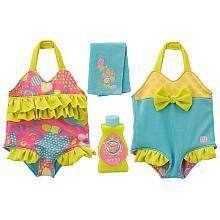 Baby Alive Reversible Outfit – Poolside Cutie Bathing Suit by Hasbro (English Manual) günstig online kaufen