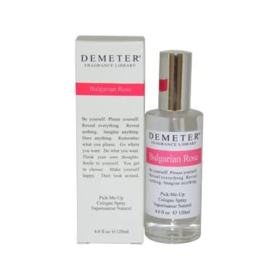 Demeter Bulgarian Rose Cologne Spray For Women 120Ml/4Oz