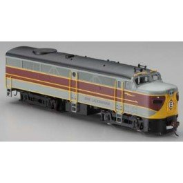 Bachmann Industries Alco Fa2 Dcc Ready Diesel Ho Scale New York Central Locomotive front-188622
