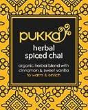 Pukka Herbal Spiced Chai - 20 Bags