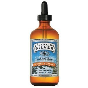 Colloidal Silver - 10Ppm Xlg, 8 oz ( Multi-Pack)