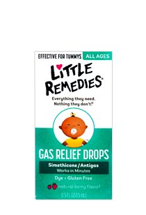 Little Tummys Gas Relief Drops For Newborns, Infants & Children, Berry, 1 Ounce (Pack Of 3) front-830452