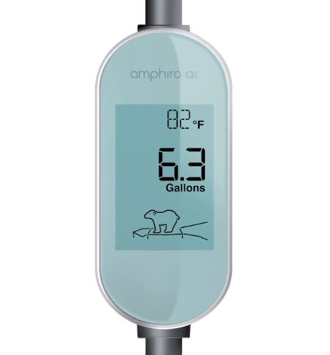 Discover Bargain Amphiro A1 Self Monitoring Water & Energy Smart Meter for Shower, amphiro-a1-s0...