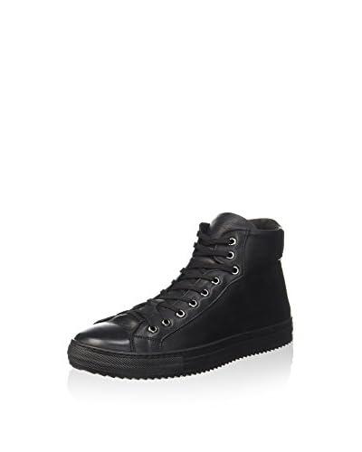 Francesco V. Sneaker Alta [Nero]