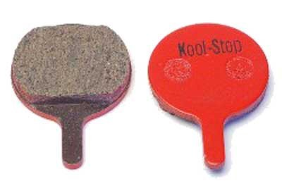 Buy Low Price Kool Stop Disc Brake Pads Steel Orange for Magura Louise/Clara 00 (KS-D100 (25/BOX))