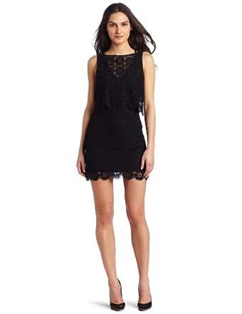 Rebecca Minkoff Women's Jemme Dress, Black, 2 US