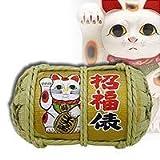 福俵 招き猫 5kg(米入り)