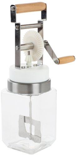 Paderno World Cuisine Fresh Butter Maker