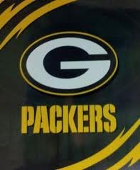 NFL Green Bay Packers Queen Size Throw Blanket