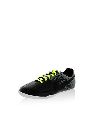 Nike Zapatillas Jr Elastico II Negro / Blanco / Amarillo