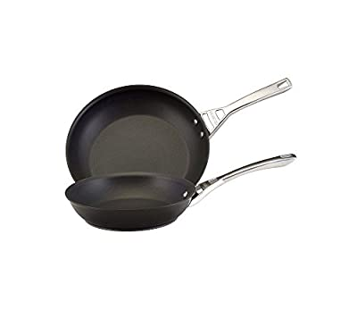 Circulon Infinite Black Skillet Twin Pack