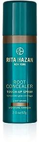Rita Hazan Root Concealer Touch Up Spray, Light Brown, 2 Fluid Ounce