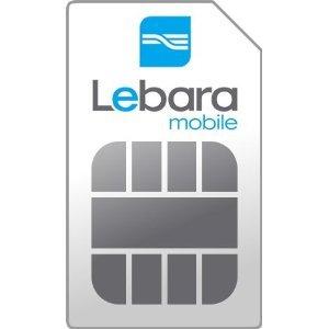 Carte SIM Lebara (Royaume Uni) - Numéro du Royaume Uni