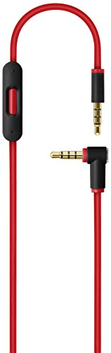 Beats RemoteTalk Cable - Red beats remotetalk cable red