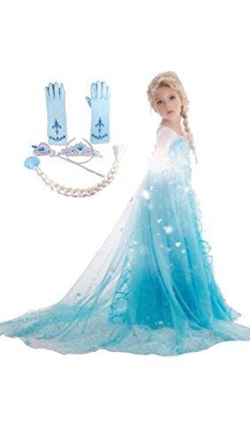 Frozen-Inspired-Dress