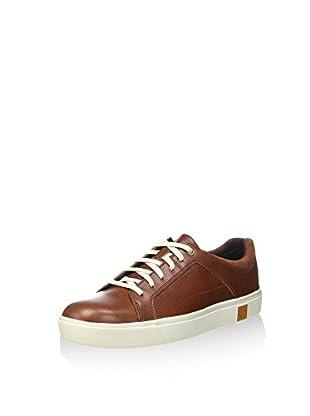 Timberland Zapatos de cordones Amherst Oxford Barn (Marrón)