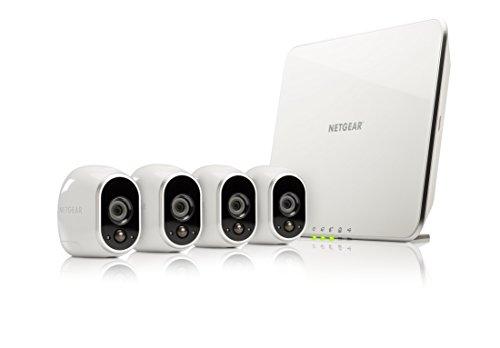 netgear-arlo-vms3430-100eus-sistema-inteligente-de-camaras-ip-100-libres-de-cables-para-video-4-unid