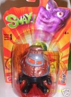 Buy Mattel Smax Vizar Figure and Game Booklet