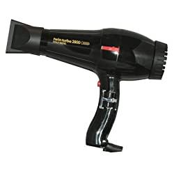 The Turbo Power TwinTurbo 2800 Coldmatic Professional Hair Dryer is handy, powerful, strong, and silent.