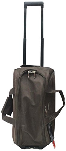 Princeware Princeware Russel Polyester 51 Cms Brown Travel Duffle (6960)