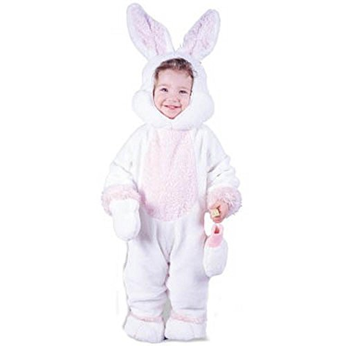 BABY BUNNY RABBIT GIRLS HALLOWEEN COSTUME 12-24M