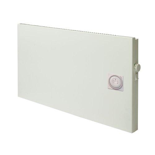 1500 Watt Adax VP11 Slimline Wall Mounted Electric Panel Heater + 24 Hour Timer. 1.5Kw 1.5 Kilowatts 1500W Watts... Black Friday & Cyber Monday 2014