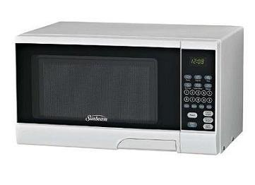 Sunbeam Sgd30601 700-Watt Microwave Oven, 0.6 Cubic Feet back-533861