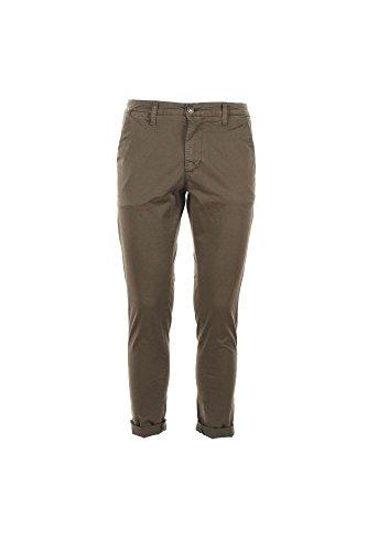 Squad RNC7522 Pantalone Uomo Verde 50