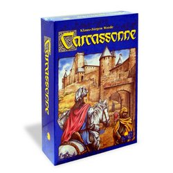 Carcassonne game!