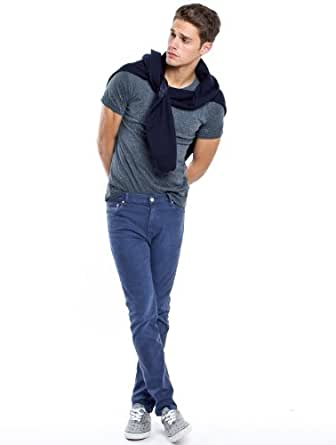 Jeans Eddy Blue Overdyed WeSC W34 L32 Homme