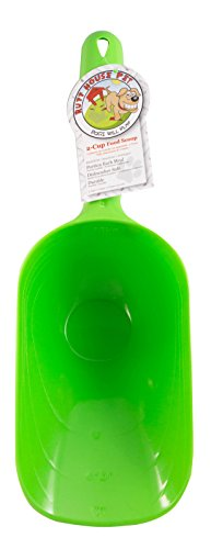 Ruff House Pet 2-Cup Pet Food Scoop, Green, 1-Pack (2 Cup Pet Food Scoop compare prices)