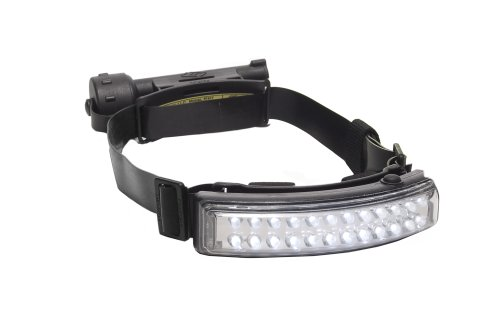 Foxfury 400-Ff417-2 Performance Intrinsic Tasker Led Helmet Light With Silicone Strap, 54 Lumens