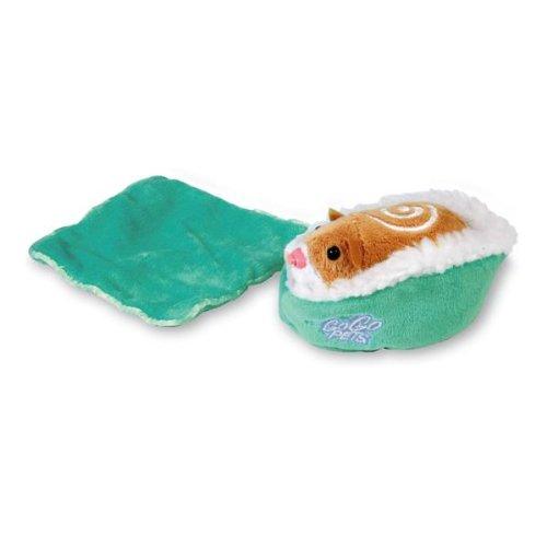 zhu zhu Hamster Bed And Blanket Aqua