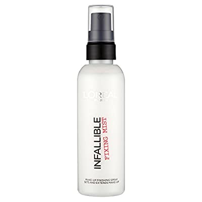 L'Oreal Paris Infallible Fixing Mist Setting Spray, 100 ml