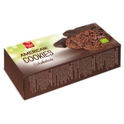 linea natura bio american schoko cookies 200 g lebensmittel getr nke. Black Bedroom Furniture Sets. Home Design Ideas