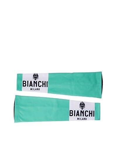 Bianchi Milano Calentadores de Brazos Leone Verde Agua