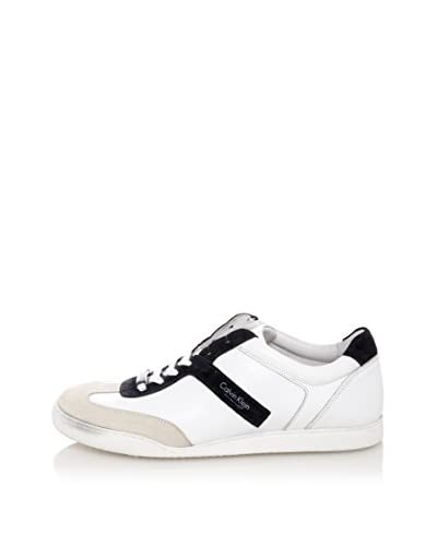 Calvin Klein Collection Sneaker [Bianco/Blu]