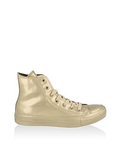 Converse Zapatillas abotinadas All Star Hi Dorado EU 37