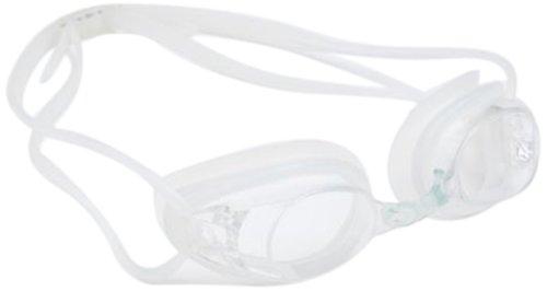 Manta Swim unisex - erwachsene Schwimmbrille, Transparent - durchsichtig