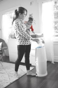 Infant Pail;Diaper Pail;Infant;Diaper;Infant;Baby;Diaper Genie;Nursery Fresh;Diaper Refills