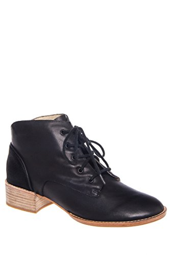 Evelyn Low Heel Bootie