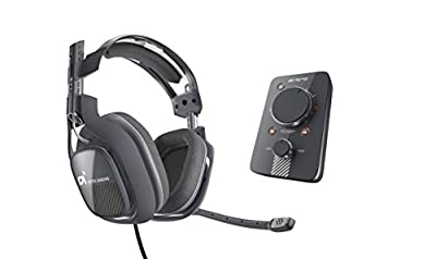 ASTRO Gaming A40 and MixAmp Pro PS4