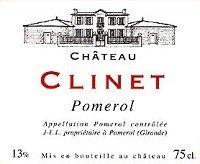 Chateau Clinet Pomerol 2000 750Ml